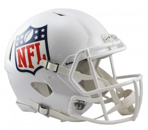 NFL Shield Authentic Revolution Speed Full Size Helmet