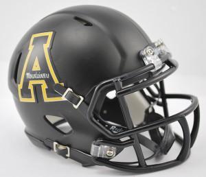Appalachian St Mountaineers Revolution Speed Mini Helmet