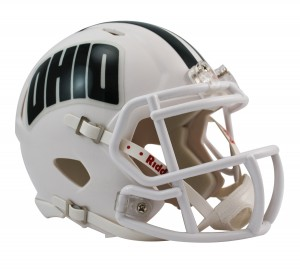 Ohio Bobcats Revolution Speed Mini Helmet