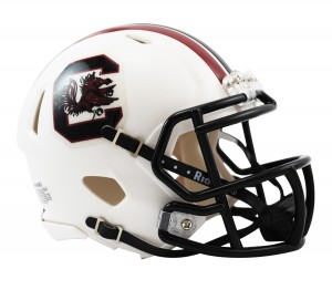 South Carolina Gamecocks Revolution Speed Mini Helmet