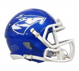 Nebraska Kearney Lopers Revolution Speed Mini Helmet