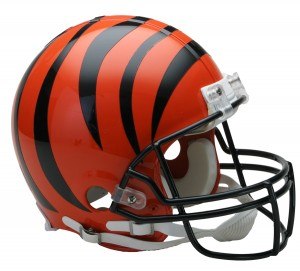 Cincinnati Bengals Authentic Proline Full Size Helmet