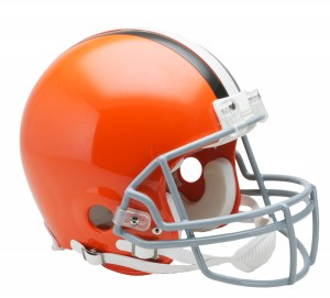 Cleveland Browns Authentic Proline Full Size Helmet