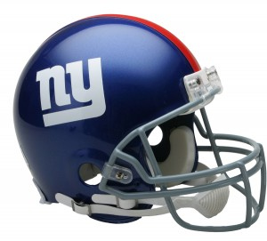 New York Giants Authentic Proline Full Size Helmet