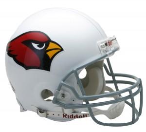 Arizona Cardinals Authentic Proline Full Size Helmet