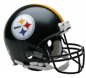 Pittsburgh Steelers Authentic Proline Full Size Helmet