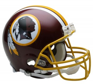 Washington Redskins Authentic Proline Full Size Helmet