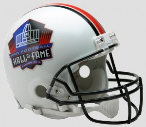 NFL Hall of Fame Authentic Proline Full Size Helmet