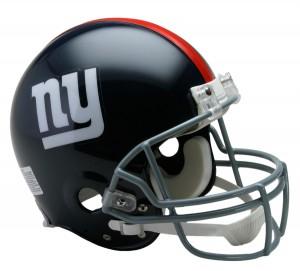 New York Giants 1961-1974 Throwback Authentic Full Size Helmet