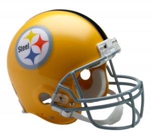 Pittsburgh Steelers 1962 Throwback Authentic Full Size Helmet