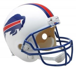 Buffalo Bills 1976-1983 Throwback Replica Full Size Helmet