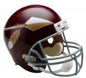 Washington Redskins 1965-1969 Throwback Replica Full Size Helmet
