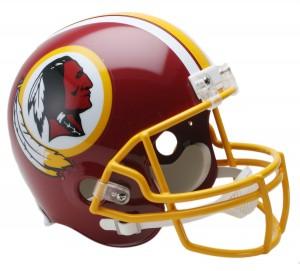 Washington Redskins 1982 Throwback Replica Full Size Helmet