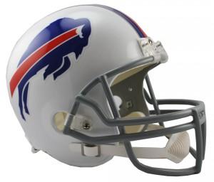Buffalo Bills Replica Full Size Helmet