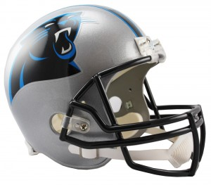 Carolina Panthers Replica Full Size Helmet