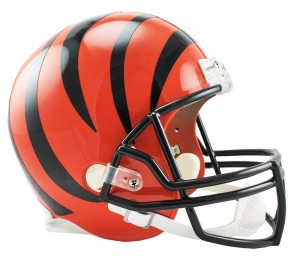 Cincinnati Bengals Replica Full Size Helmet