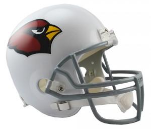 Arizona Cardinals Replica Full Size Helmet