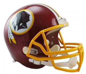 Washington Redskins Replica Full Size Helmet