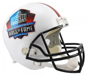 NFL Hall of Fame Replica Full Size Helmet