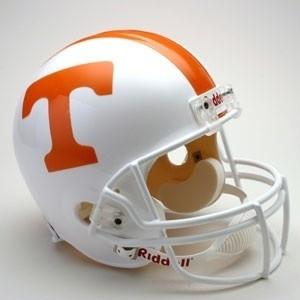 Riddell NCAA Tennessee Volunteers Replica Vsr4 Full Size Football Helmet