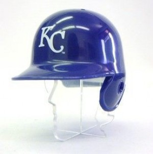 Kansas City Royals Replica Pocket Size Batting Helmet