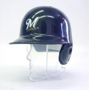 Milwaukee Brewers Replica Pocket Size Batting Helmet