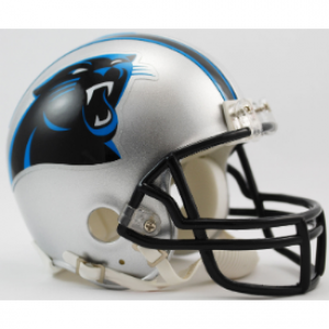 Carolina Panthers Replica Mini Helmet