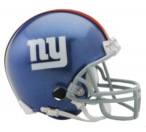 New York Giants Replica Mini Helmet