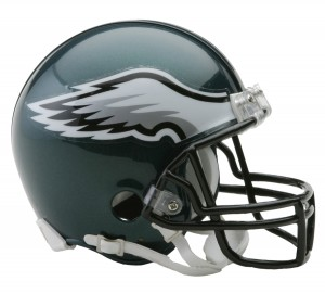 Philadelphia Eagles Replica Mini Helmet