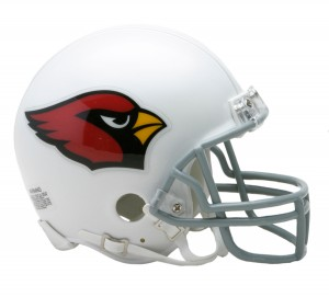 Arizona Cardinals Replica Mini Helmet