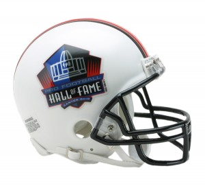 NFL Hall of Fame Replica Mini Helmet