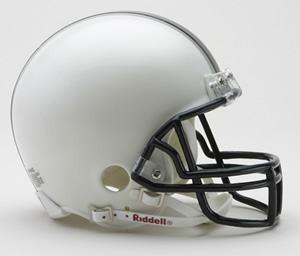 Penn St Nittany Lions Riddell Mini Vsr4 Helmet