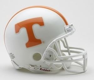 Tennessee Volunteers Riddell Mini Vsr4 Helmet