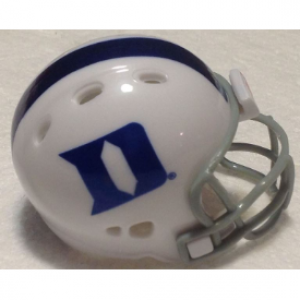 Riddell NCAA Duke Blue Devils Revolution Pocket Size Football Helmet