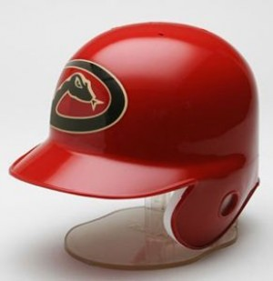 Arizona Diamondbacks Replica Mini Batting Helmet