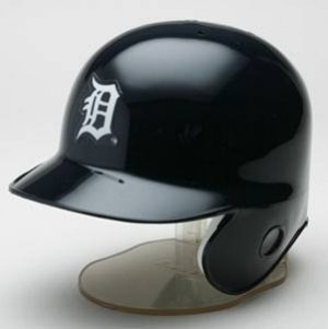 Detroit Tigers Replica Mini Batting Helmet