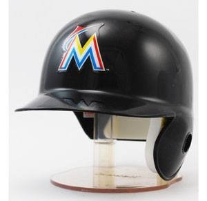 Miami Marlins Replica Mini Batting Helmet