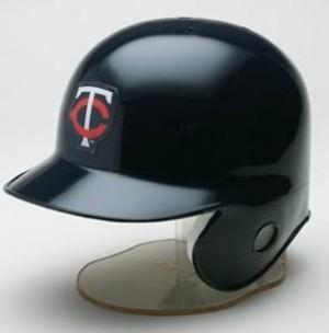 Minnesota Twins Replica Mini Batting Helmet