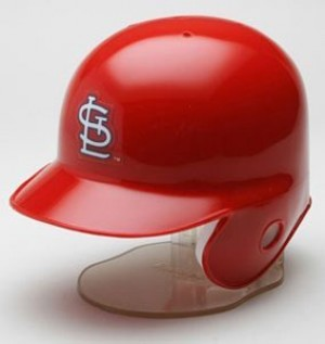Saint Louis Cardinals Replica Mini Batting Helmet