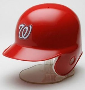 Washington Nationals Replica Mini Batting Helmet