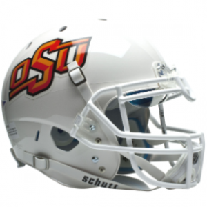 Schutt NCAA Oklahoma St Cowboys XP Authentic Full Size Helmet