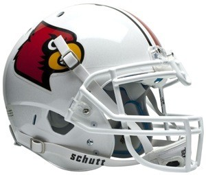 Louisville Cardinals XP Authentic Full Size Helmet