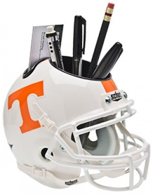 Tennessee Volunteers Authentic Mini Helmet Desk Caddy