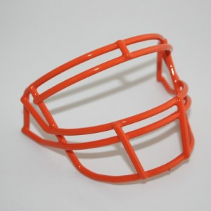 Schutt Burnt Orange Customizable XP Authentic Mini Football Facemask