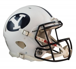 Brigham Young Cougars Authentic Revolution Speed Full Size Helmet