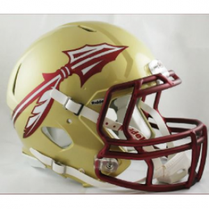 Florida St Seminoles Authentic Revolution Speed Full Size Helmet