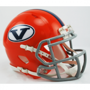 Riddell NCAA Virginia Cavaliers 1968 Throwback Revolution Speed Mini Helmet