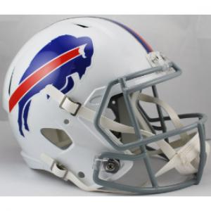 Riddell NFL Buffalo Bills Revolution Speed Replica Full Size Helmet