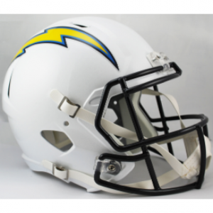 Riddell NFL San Diego Chargers Revolution Speed Replica Full Size Helmet