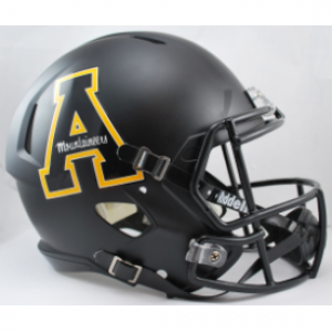 Riddell NCAA Appalachian State Mountaineers Revolution Speed Replica Full Size Helmet